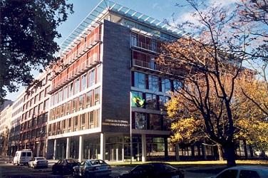 Brasilianische Botschaft in Berlin